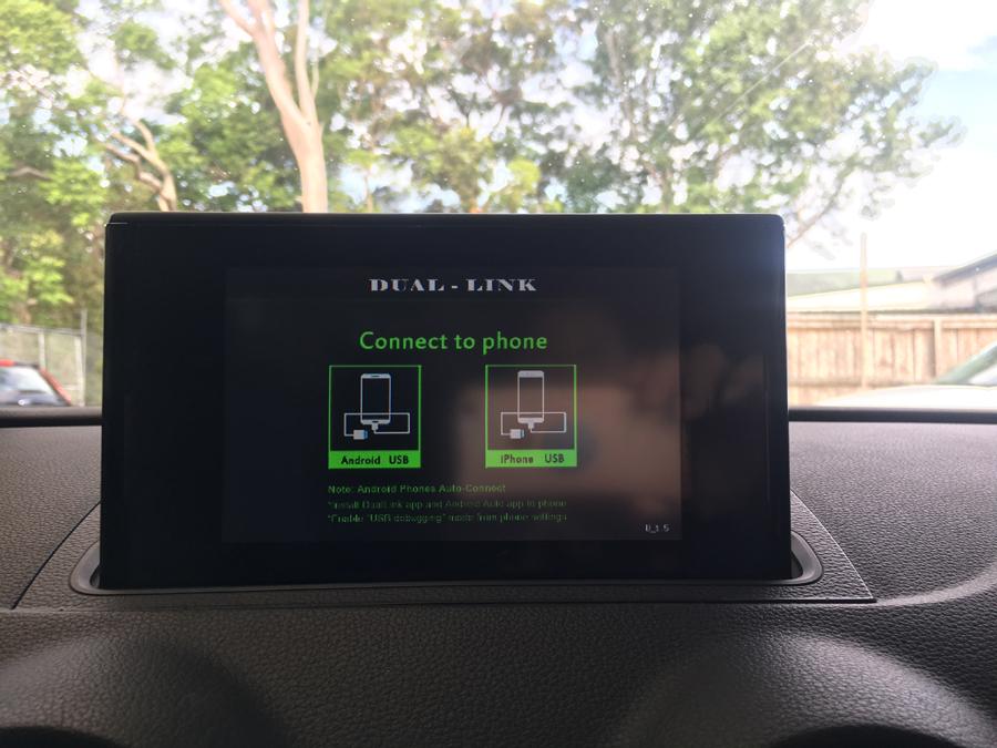 Car GPS, Audi GPS, 2013-2017 Audi A3 Carplay with reverse camera