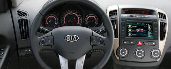 Car Gps Mitsubishi Gps Kia Ceed 2010 2011 Gps Radio